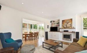 Living Room Renovations Melbourne
